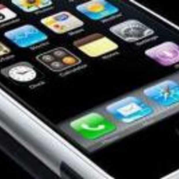 iPhone de statistieken