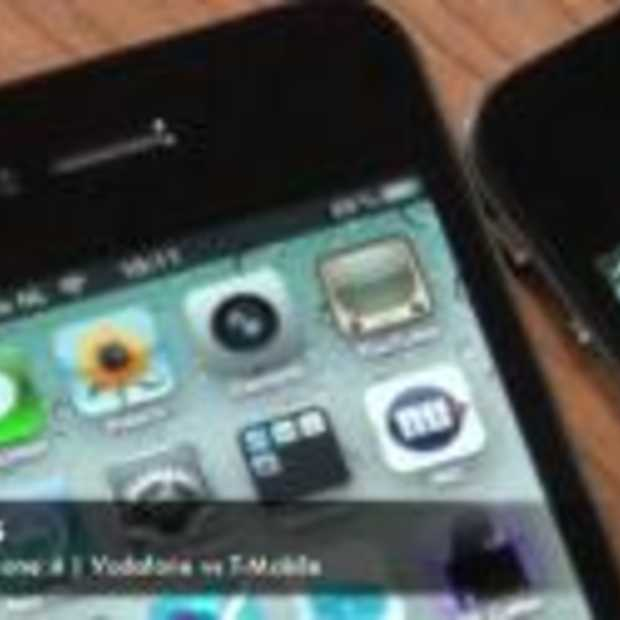 iPhone Death Grip: T-Mobile vs Vodafone