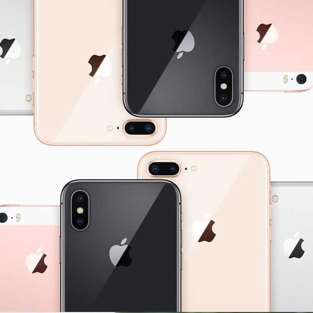 De geruchten over Apple's nieuwe telefoons voor 2018: ronde 2