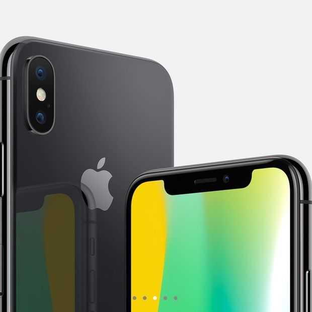 iPhone X levertijden zakken naar normaal niveau...in de VS
