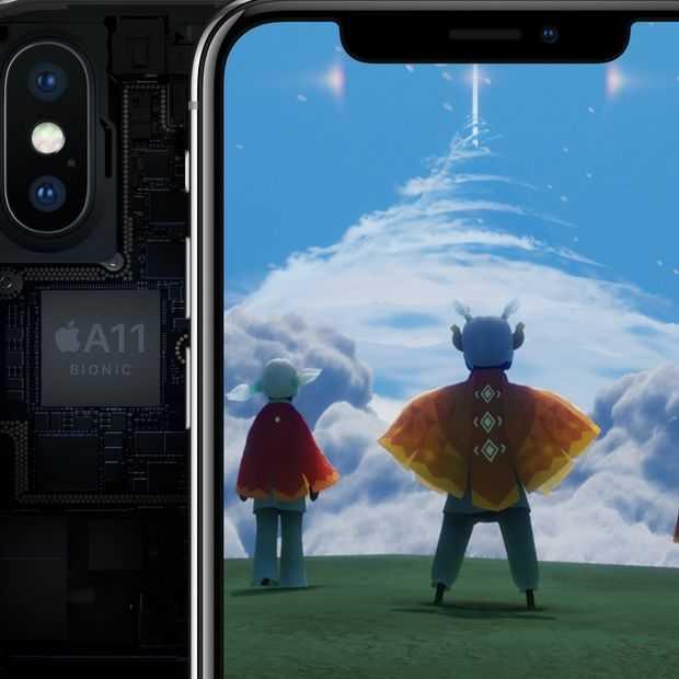 Apple's productie-perikelen met de iPhone 8 en X houden niet op
