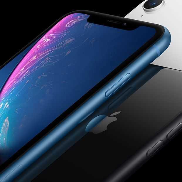 Apple's iPhone Xr is niet populair: productie teruggeschroefd
