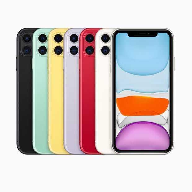 De verschillen tussen iPhone 11, iPhone 11 Pro en iPhone 11 Pro Max