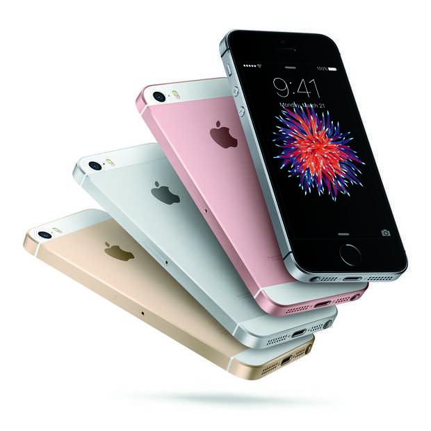 iPhone SE: de krachtigste telefoon met een 4-inch display
