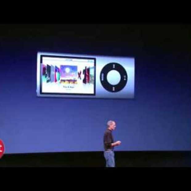 iPod Nano gets video Camera