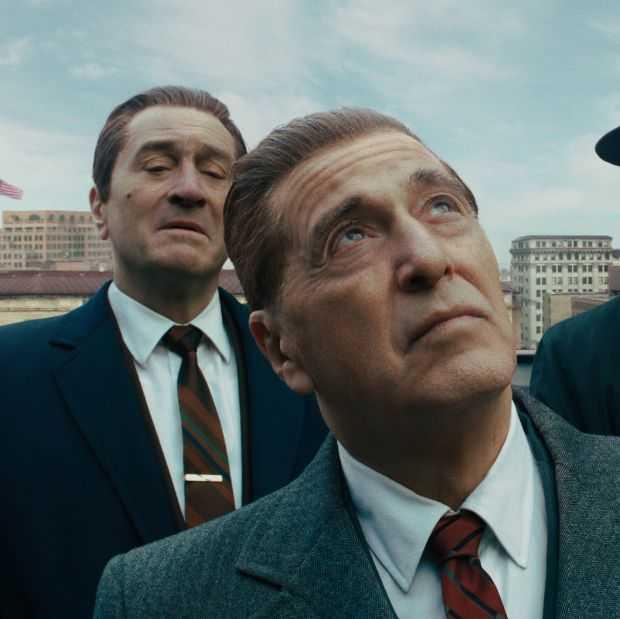 The Irishman op Netflix in de VS al 17 miljoen keer bekeken