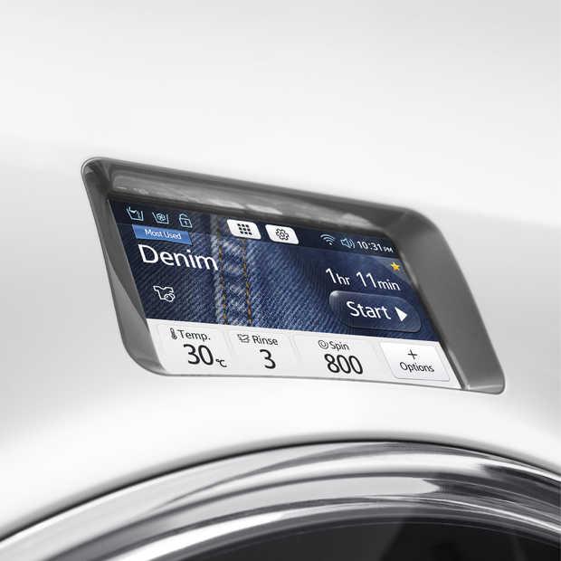 Is dit de wasmachine van de toekomst?