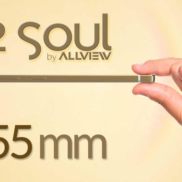 Is dit, met 5.5 mm, de dunste smartphone van dit moment?