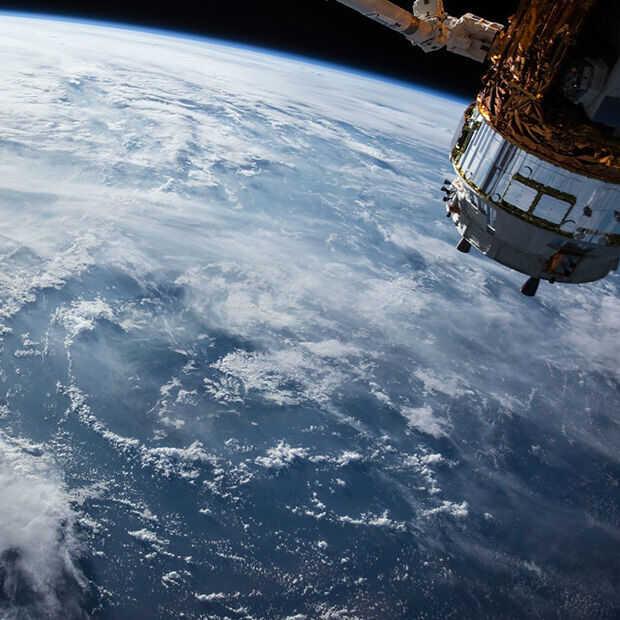 Ongelukje op het ISS bij installatie Russische Nauka: alles OK