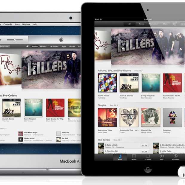 iTunes 11: eenvoudiger, sneller en vooral mooier