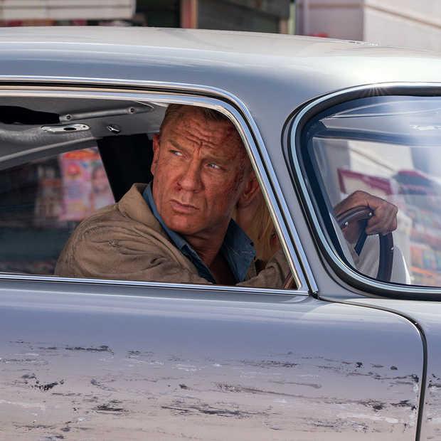 Eerste trailer van James Bond: No Time To Die
