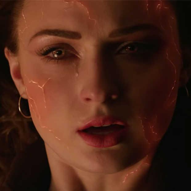 Jean Grey is niet te stoppen in nieuwe trailer Dark Phoenix