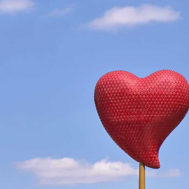 Snapchatters vieren massaal Valentijnsdag