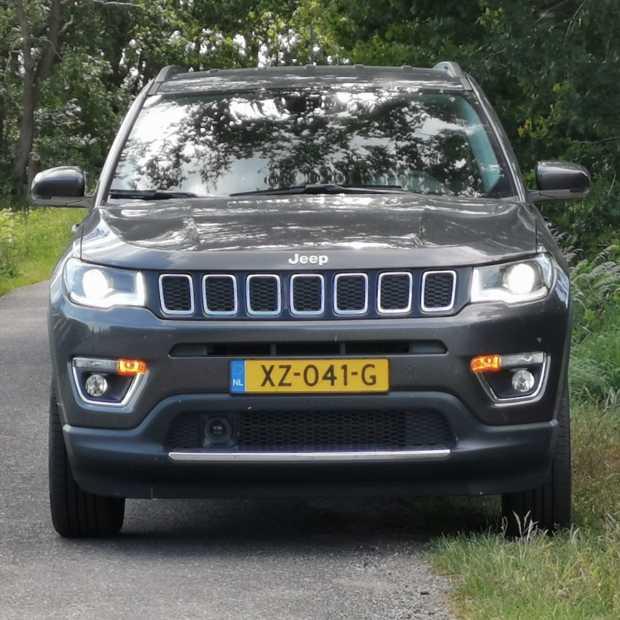 Waarom de Jeep Compass ook voor vrouwen een ideale auto is