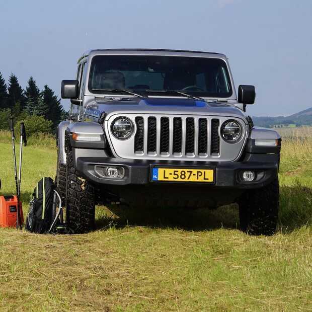 Jeep Wrangler 4xe Plugin-in Hybrid het begin van een nieuw tijdperk