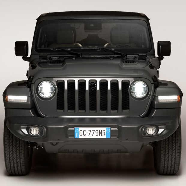 Jeep Wrangler 4xe Plugin Hybrid iconische SUV krijgt stekker