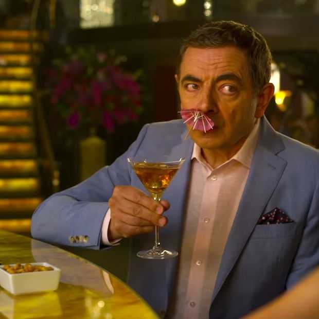 Lachen om de trailer: Johnny English Strikes Again
