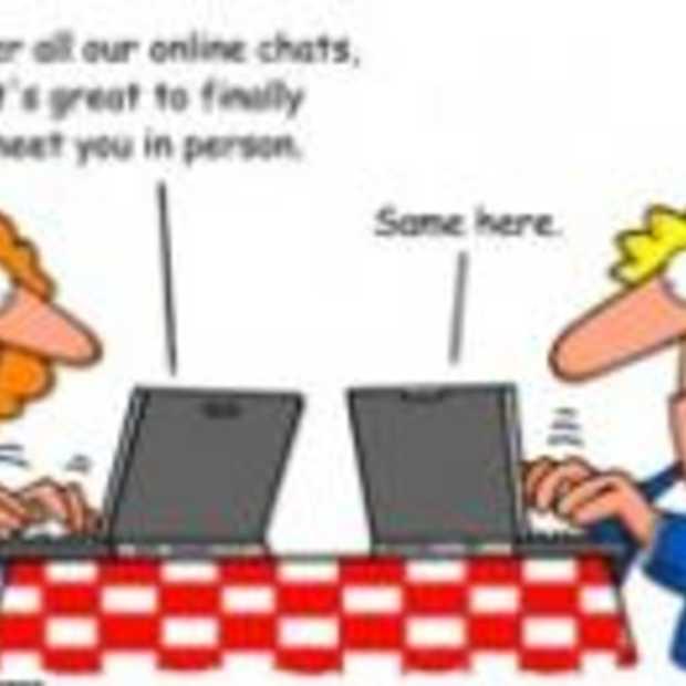 Jongeren: liever chatten dan twitteren