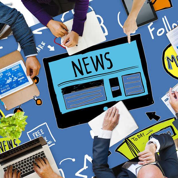 Amsterdam Journathon; twee dagen hacken voor de journalistiek
