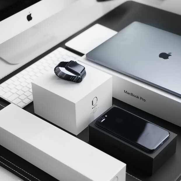 Tekort aan computerchips heeft gevolgen voor Apple