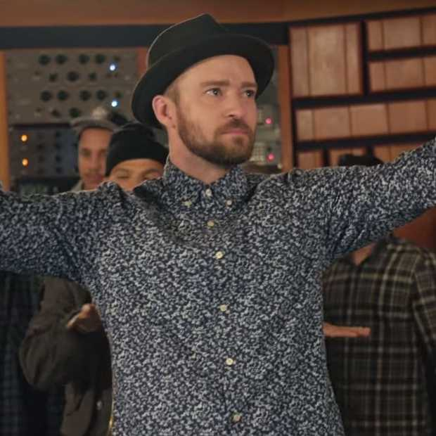 Justin Timberlake is terug met de zomerse hit Can't Stop the Feeling