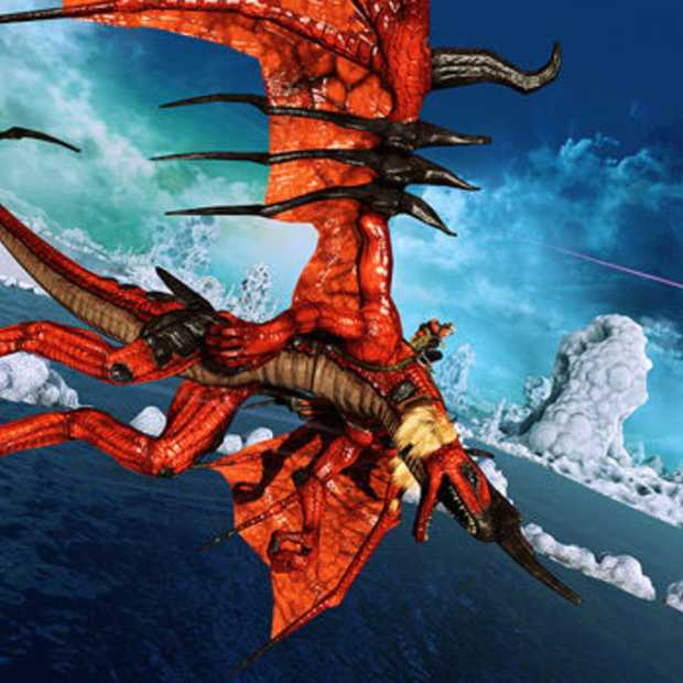 Kan Crimson Dragon de Kinect cool maken? (ja)