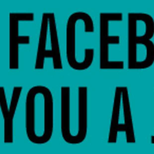 Kan Facebook jou aan een baan helpen? [Infographic]