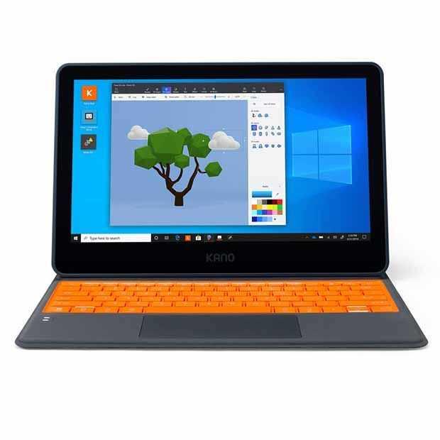 Nieuwe Windows 10-laptop van Kano leert kinderen hoe computers werken