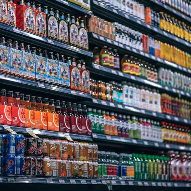 Kassaloze supermarkt geopend in Londen