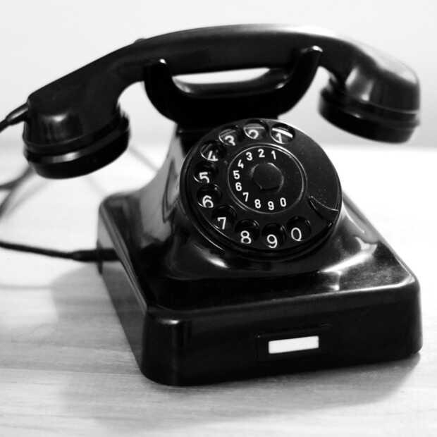Eerste telefoongesprek van New York naar San Francisco