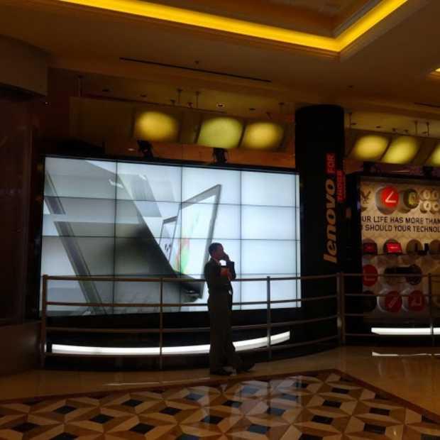 Kennismaking met Lenovo tijdens CES 2014 (Las Vegas)