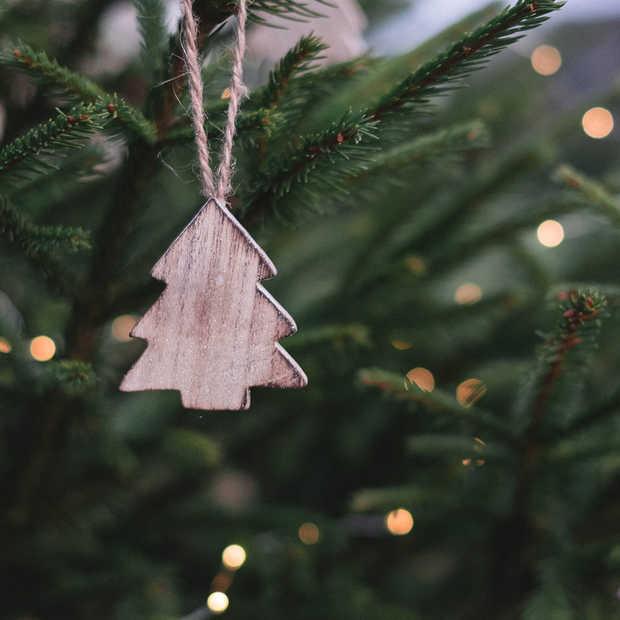 Kunstkerstboom bijna net zo populair als echte kerstboom!