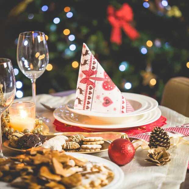 We koken veel uitgebreider tijdens deze toch bijzondere kerst