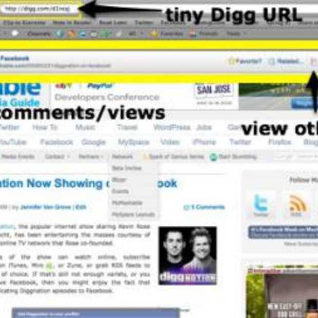 Kevin Rose neemt afscheid van de DiggBar