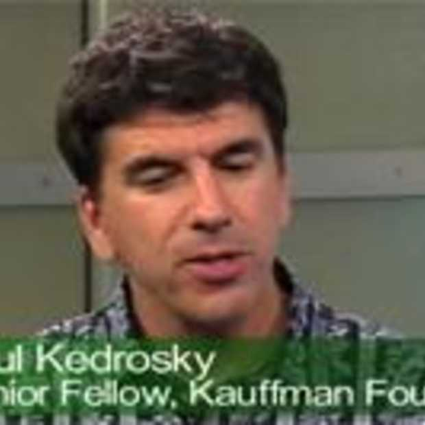 Keynote speaker op eDay '10: Paul Kedrosky