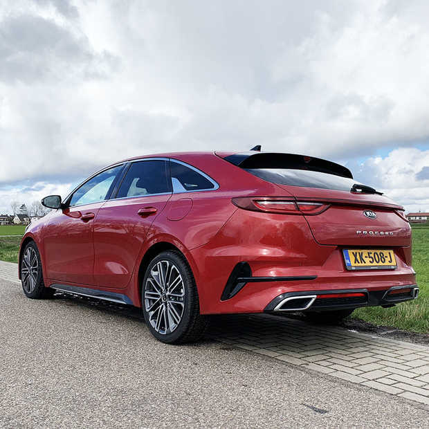 Kia ProCeed: shooting brake met ambities