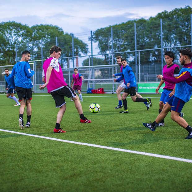 Kicks biedt voetbal op een nieuwe manier aan