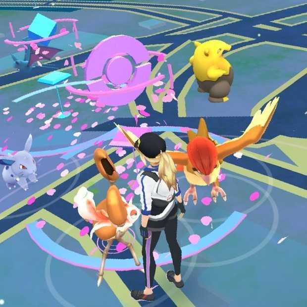 Waarom Pokémon Go zichzelf de nek omdraait