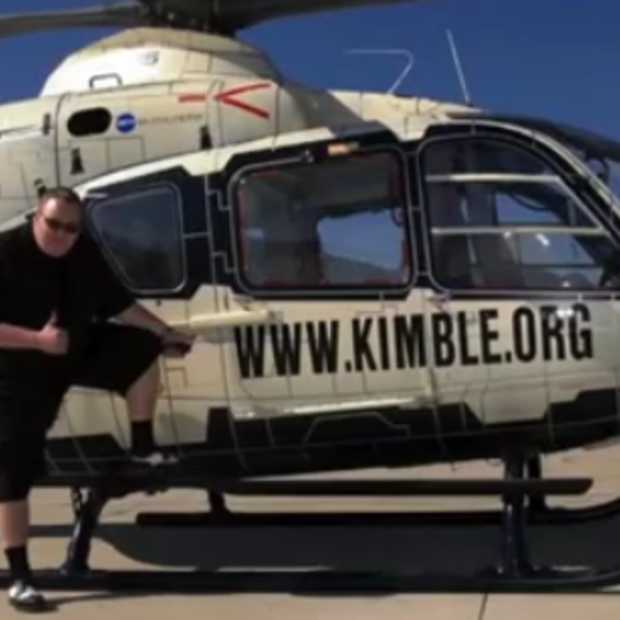 Kim Dotcom krijgt toegang tot in beslag genomen bewijsmateriaal