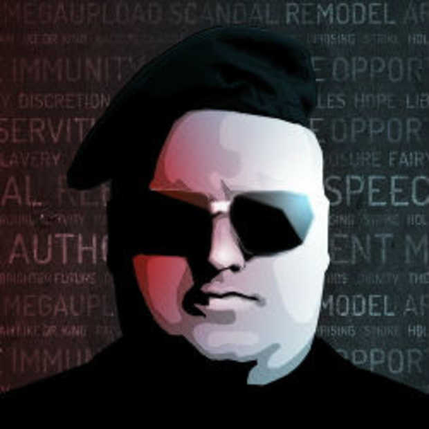 """Kim Dotcom over Megaupload """"Be patient it's coming"""""""