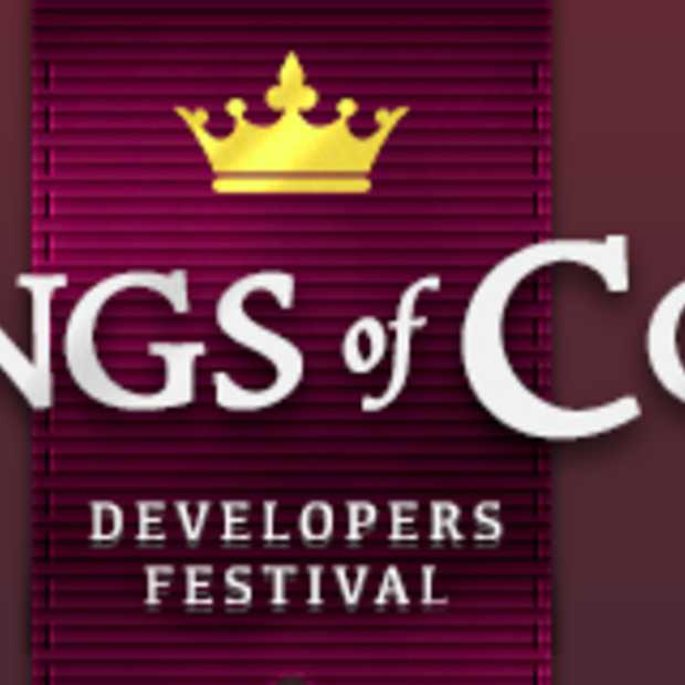 Kings of Code festival aankomend weekend in Amsterdams' tech-light district