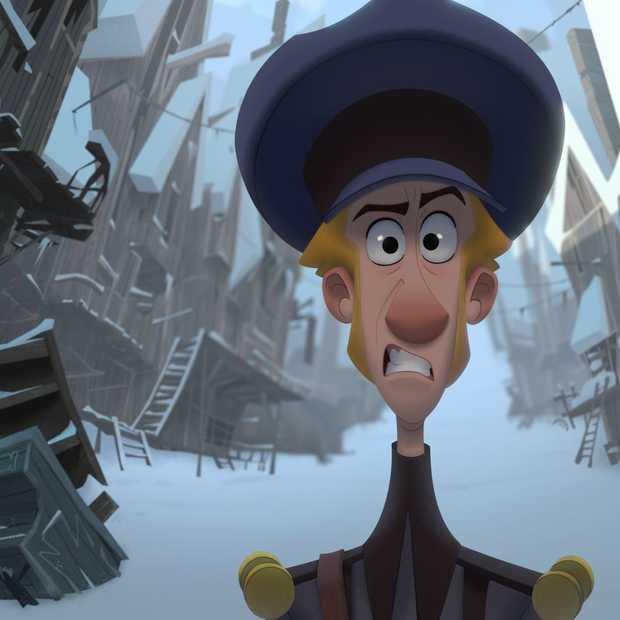 Netflix komt met eerste animatiefilm: Klaus