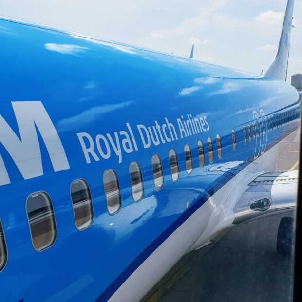 Duitsers weten niet wie KLM is, dus opende de luchtvaartmaatschappij een restaurant en een bank