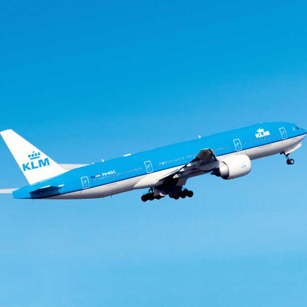 Veel meer KLM-vliegtuigen krijgen Wi-Fi aan boord