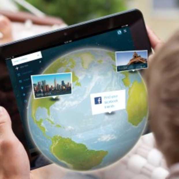 KLM ziet bezoek vanaf tablet toenemen en lanceert iPad app