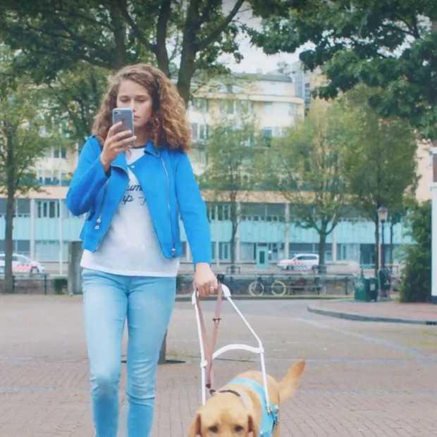"""Goede campagne van KNGF en Ben: """"smartphones maken voetgangers blind"""""""