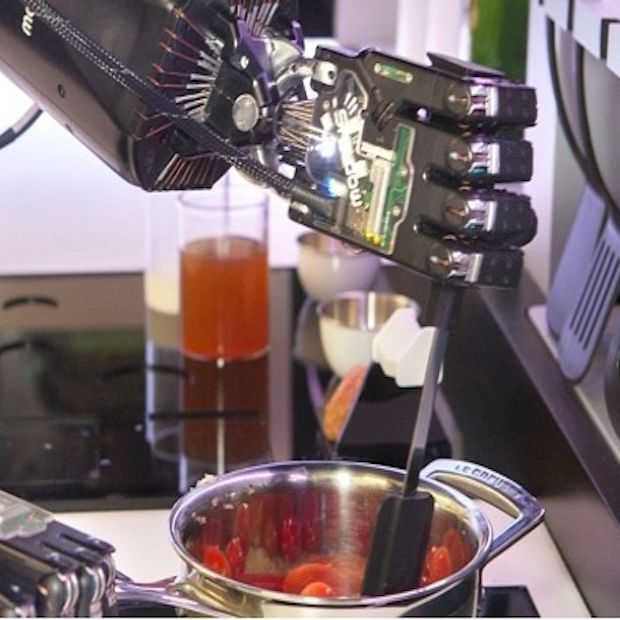 The Automated Kitchen is een ware chefkok