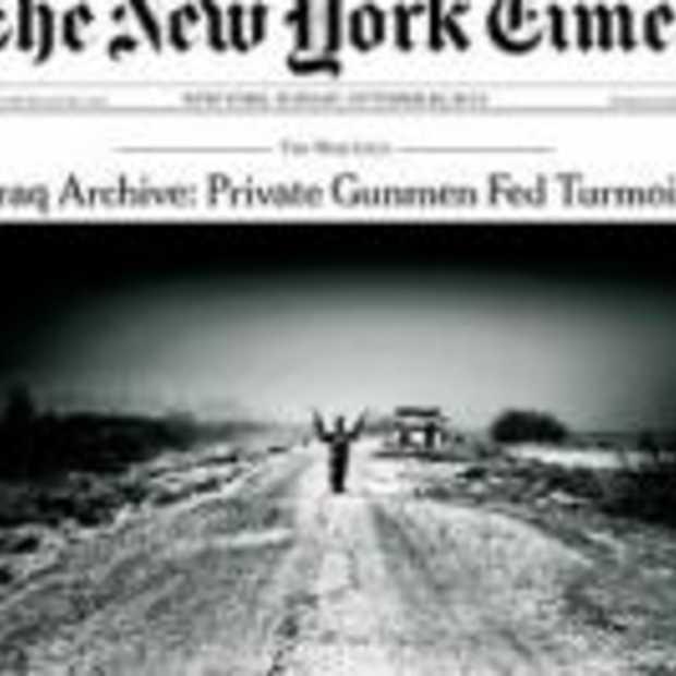 Komt de NY Times met een eigen versie van WikiLeaks?