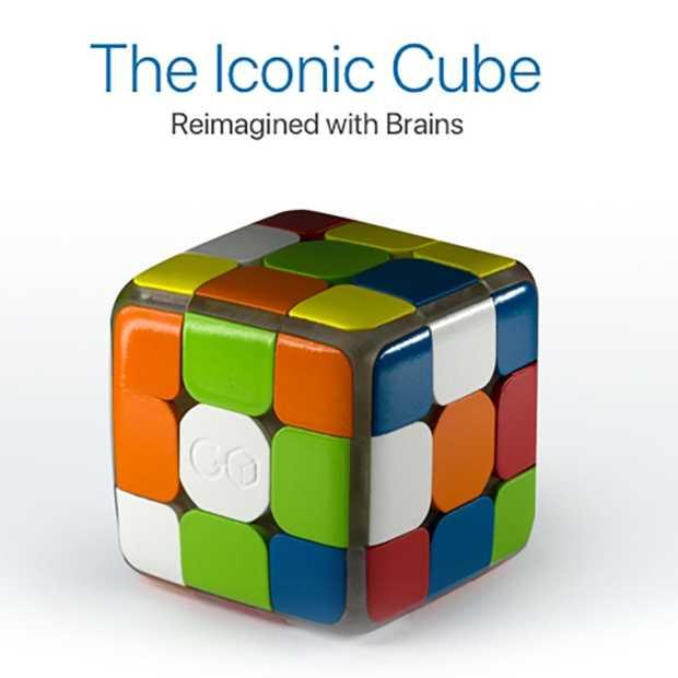 Een kubus met Bluetooth