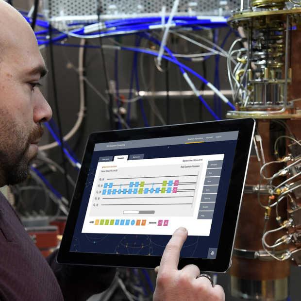 IBM maakt eerste kwantumcomputer beschikbaar voor publiek via open cloud